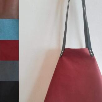 Bolso castaña cozy, configurador de bolso