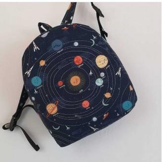 Mochila infantil Planetaria