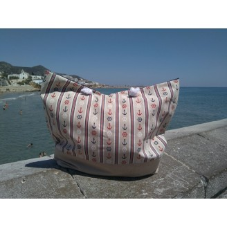 Bolsa de playa Small Anchor