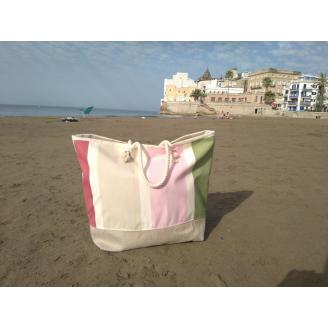 Bolsa de playa elegance