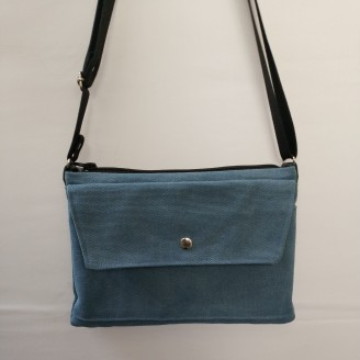 City sling ancienne azul