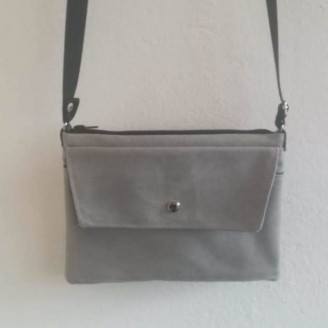 City sling ancienne gris claro