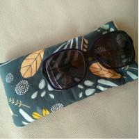 Funda de gafas hojas japonesas
