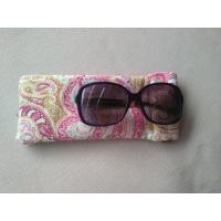 Funda de gafas paisley