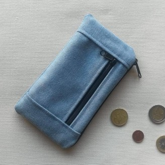 Monedero perfecto ancienne azul