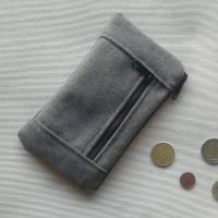 Monedero perfecto ancienne gris oscuro