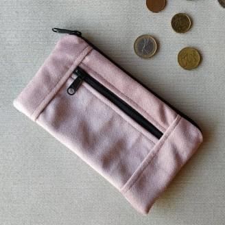 Monedero perfecto gala rosa