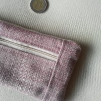 Monedero perfecto nature dusty pink