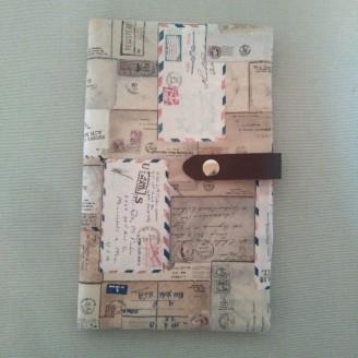 Portadocumentos de postales