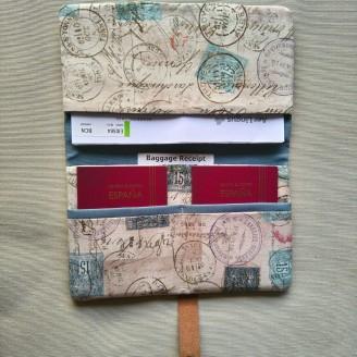 Portadocumentos de sellos