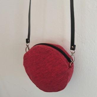 Bolso timbal rojo seizal