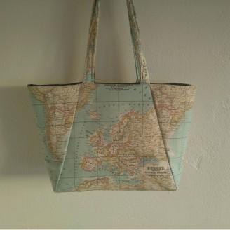 Shopper mapamundi