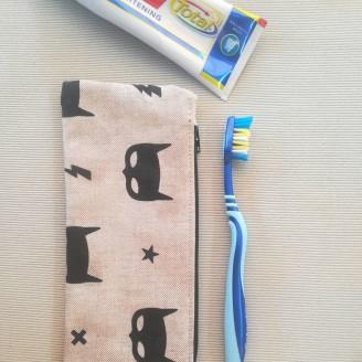 Neceser para cepillo de dientes Batman